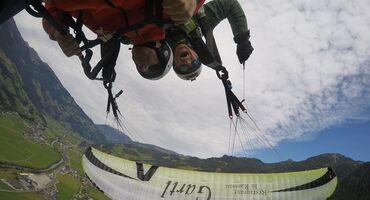 Adrenaline flight