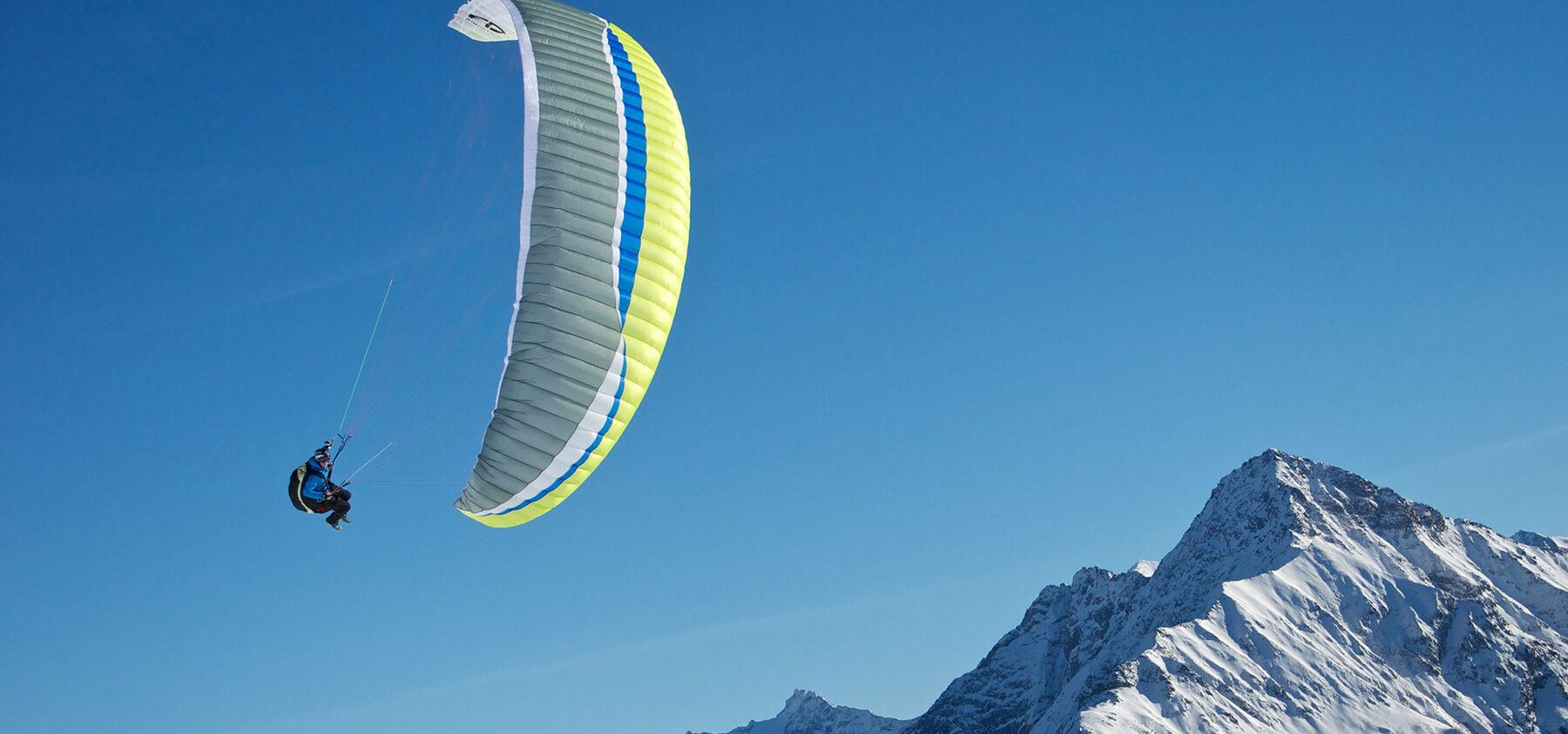 Paragliding & Hang-gliding - Zillertal